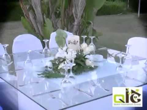 Sky executive resort wedding