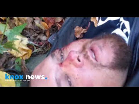 Raw video: 'Dragon' crash survivor says final goodbyes