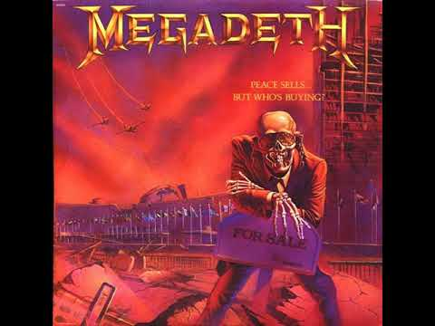Megadeth  - Peace Sells...But Who's Buying [1986] Full Album
