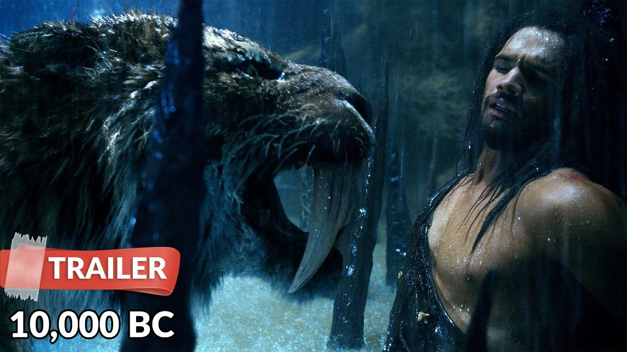 10000bc movie in