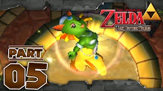 The Legend of Zelda: A Link Between Worlds (Hero Mode) - Part 5 - Queen Oren