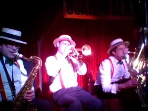 SWEETWATER JAZZ BAND - The Sheik Of Araby