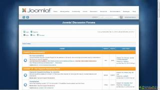 Joomla! 1.6 Tutorials - Basic Level