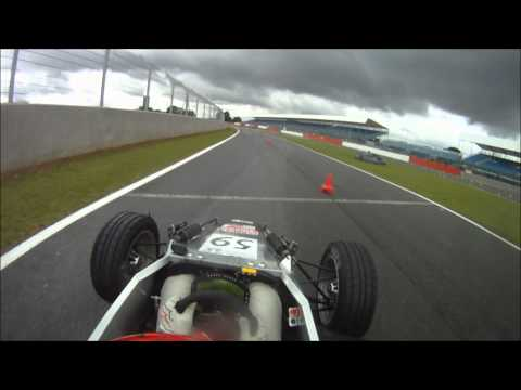 Oxford Brookes Racing - Endurance at Formula Student 2011