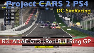 Project CARS 2 PS4 - ADAC GT3 - Red Bull Ring GP - DC-SimRacing.NL - LIVE