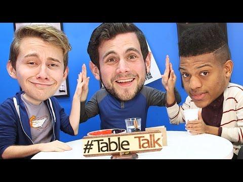 Caught Masturbating On #tabletalk video