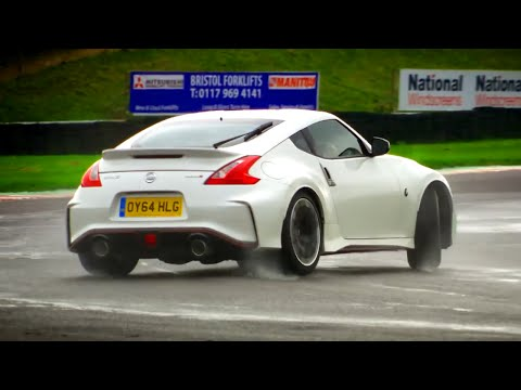 How To Drift Perfectly - Fifth Gear video