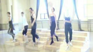 A STAIR DANCE