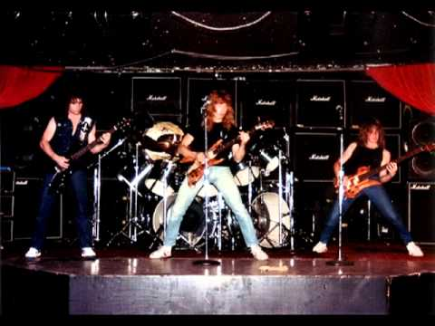 megadeth live 19th february 1984 190284 with kerry king