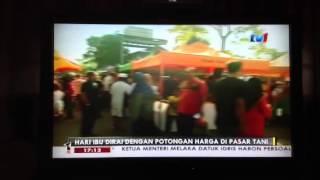 Pasar Tani bandar baru uda ,Johor bahru