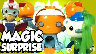 MAGIC SURPRISE TOYS Octonauts Captain Barnacle Slimed & Rescued + Surprise Eggs and Paw Patrol Toys