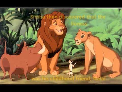 lion king archetypes essay