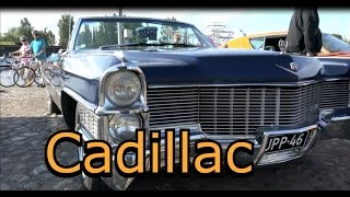 Cadillac V8 monster car