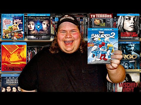 My Blu-ray Collection Update 11/30/13 : Blu ray and Dvd Movie Reviews