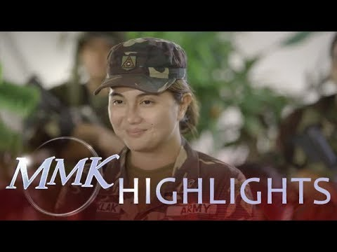 MMK 'Kalabaw': Emma joins the military