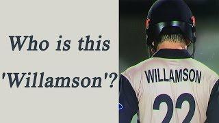 Kane Williamson's name misspelt on his jersey  | Oneindia News