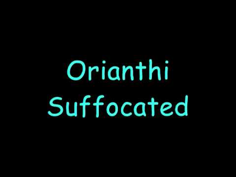 Orianthi - Suffocated