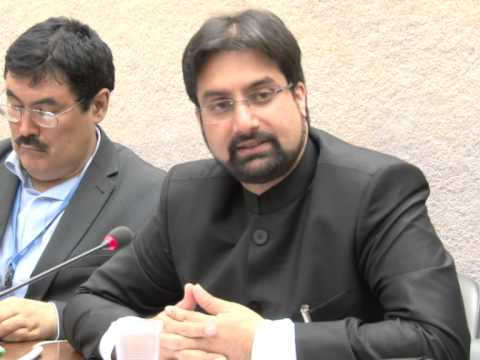 Mirwaiz Umar Farooq Speech in Geneva 19 Sept