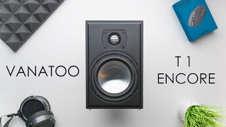 Vanatoo Transparent One Encore Review (The best Active Speaker Under $1000)