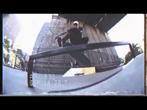 NIKE SB DAMN AM NYC 2018 TEASER