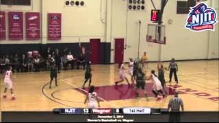 NJIT Women's Basketball Highlights vs. Wagner