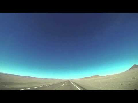 Drive through the Atacama Desert in northern Chile