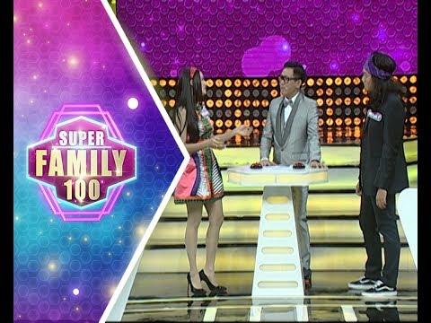 Karena Daus Mini tidak nakal, bisa dapet hadiah cincling 1 juta! - Super Family 100