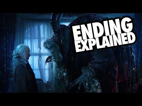 KRAMPUS (2015) Ending Explained