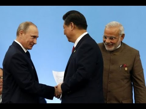 NWO: Russia and India Back China's Call for NEW WORLD ORDER