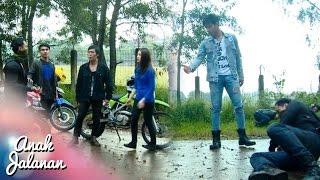 Rocky Menolong Reva Saat Di Keroyok Di Jalan [Anak Jalanan] [20 Nov 2016]