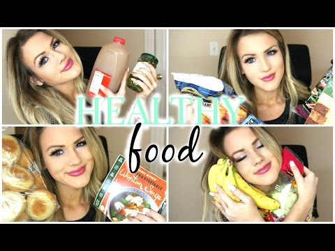 Healthy Food Haul | What I Eat