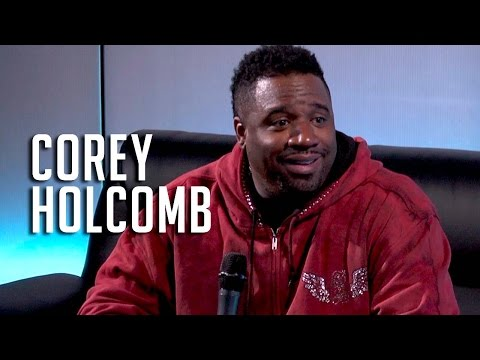 Corey Holcomb on Beef w/Stephen A. Smith + Side Babies?