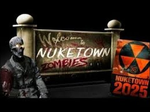 Cod Nuketown Zombies Part 4 (i Ha Sex With A Horse) video