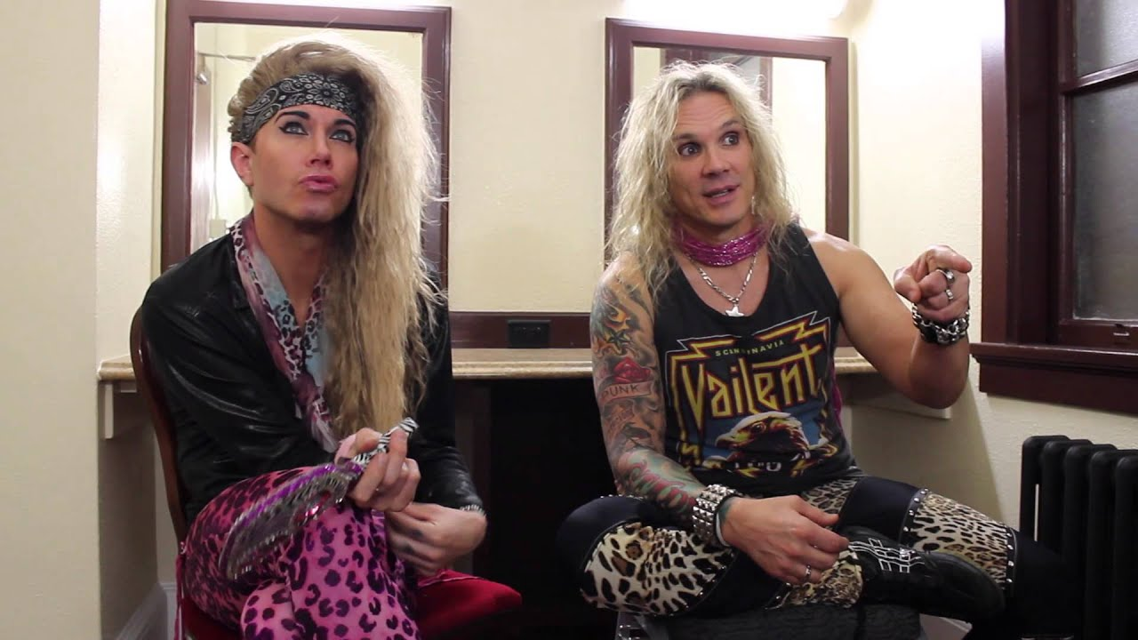 Steel Interview Steel Panther Interview With