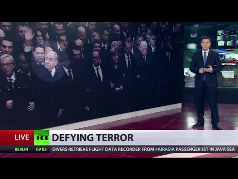Netanyahu march role exposes Europe's anti-semitic failure