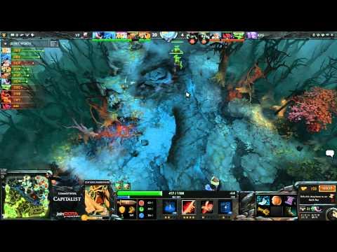 Virtus.Pro vs Kompas Gaming - i-League Qualifiers - @DotaCapitalist & @Ar1se_3020