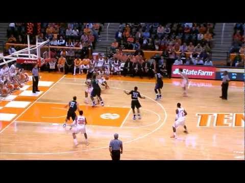 Tennessee Basketball vs Presbyterian Highlights