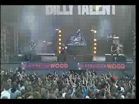 Billy Talent - This Suffering (03) live @ Norwegian Wood