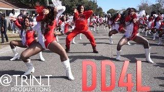 Dancing Dolls & Coach D (2018)   Gulfport MLK Parade