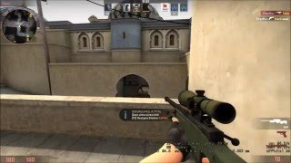 [CS:GO] No Scope Series #1