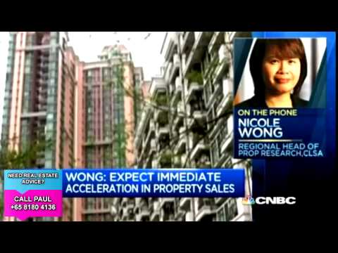 "CNBC - Word Street, ""These factors are fueling liquidity in China housing"" (19 Apr 2015)"