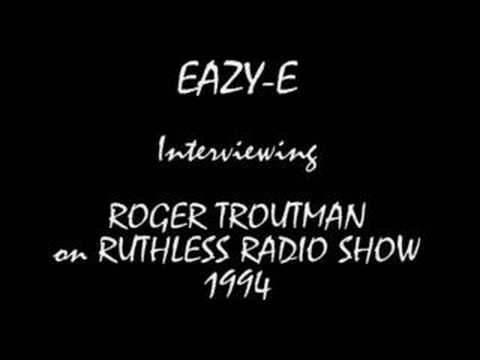 Eazy-E interviewing Roger Troutman