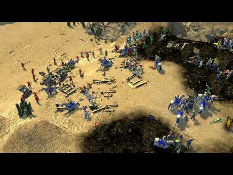 Stronghold Crusader 2 - Çıkış Fragmanı (Türkçe)