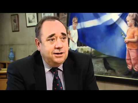 First Minister - Scots Language Centre Interview