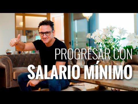 ¿Cómo progresar si solo gano el salario mínimo?