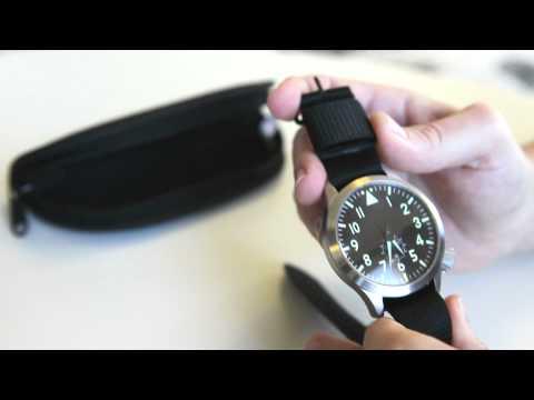 Maratac Pilot Military Automatic Watch