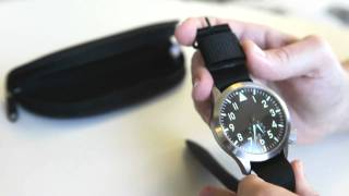 Maratac Pilot Military Automatic Watch