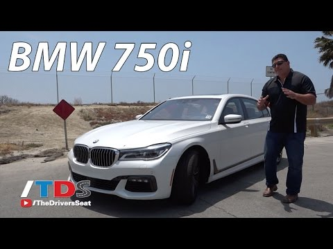 2016 BMW 750i Review by Ron Doron