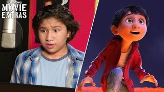 Go Behind The Scenes Of Coco 2017