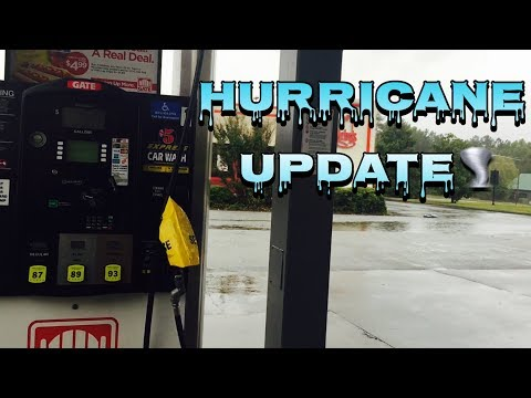 FOOTAGE IN SC | HURRICANE FLORENCE UPDATE